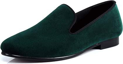 Best mens velvet dress slippers Reviews