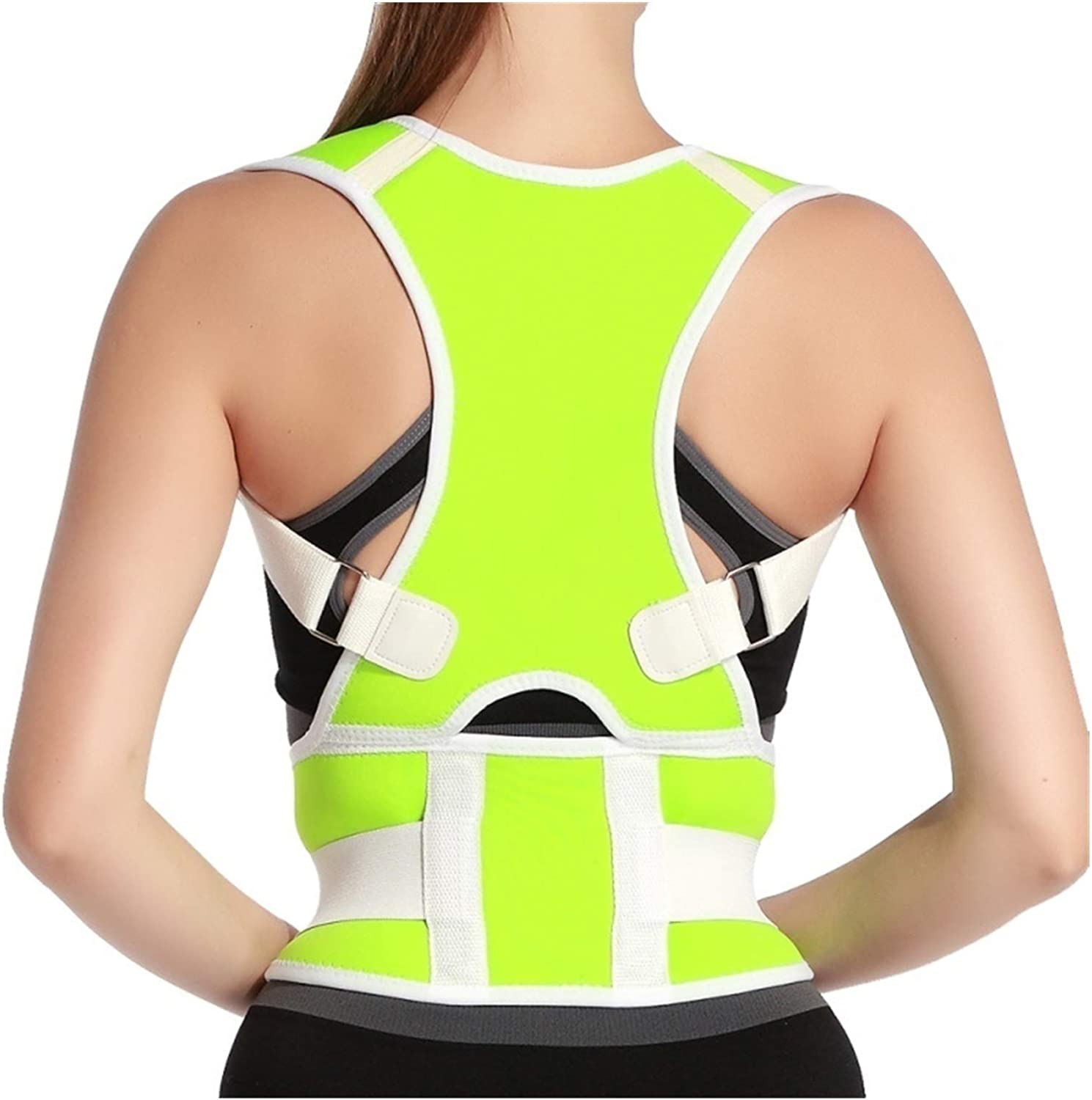 DSMYYXGS Men Omaha Mall OFFicial and Women Adjustable Corrector Posture Support Back