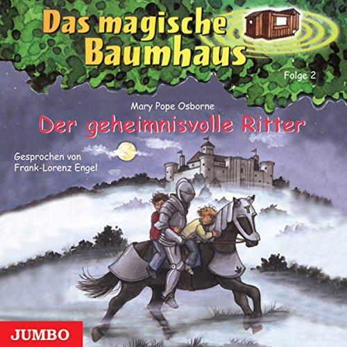 Der geheimnisvolle Ritter (Das magische Baumhaus 2) Titelbild