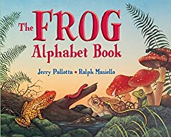 The Frog Alphabet Book by Jerry Pallotta and Ralph Masiello