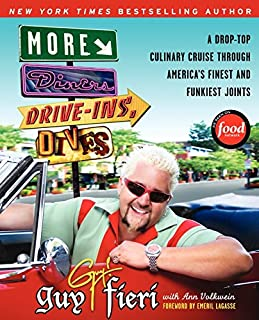 More Diners, Drive-ins and Dives: A Drop-Top Culinary Cruise Through America's Finest and Funkiest Joints