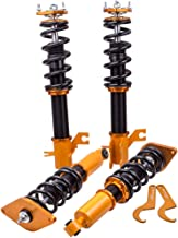 Coilovers Struts for Nissan Sentra 2000-2006 Coil Spring Suspension Shocks Absorber Adj. Height