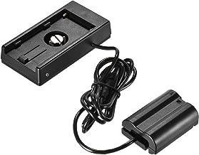 Andoer NP-F970 EN-EL15 Fully Decoded Dummy Battery Adapter with Couple Connector for Nikon D750 D500 D610 D7100 D7200 D800 D810 D7000 DSLR Camera