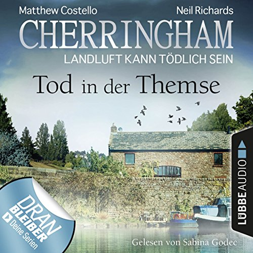 Tod in der Themse audiobook cover art