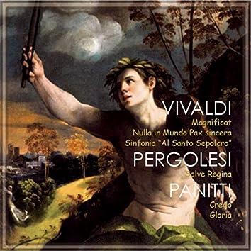 Vivaldi - Pergolesi - Panitti