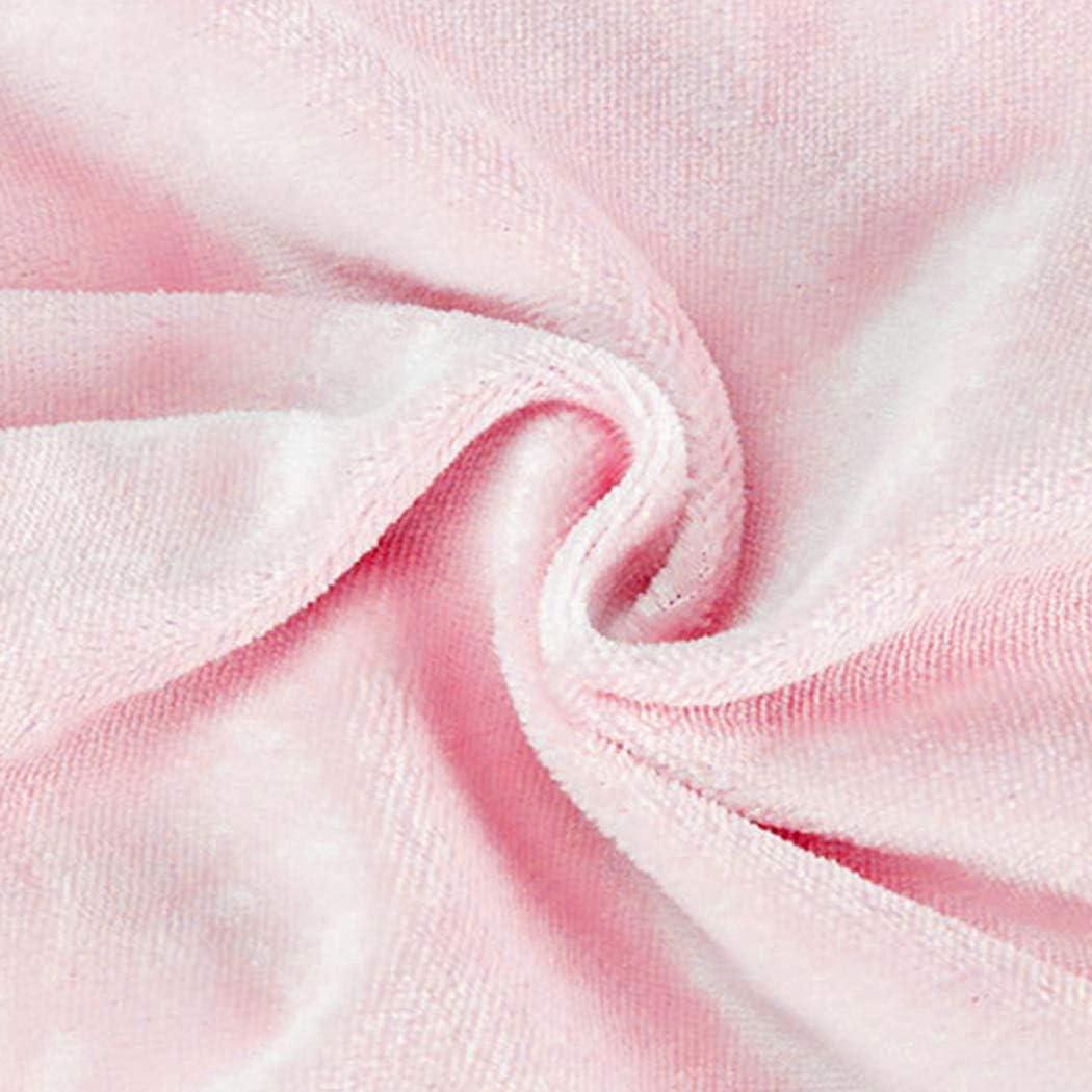 COSYOO Baby Soft Velvet Sleep Pillow Flat Head Prevention Infant Sleeping Pillow Newborn Sleep Positioner