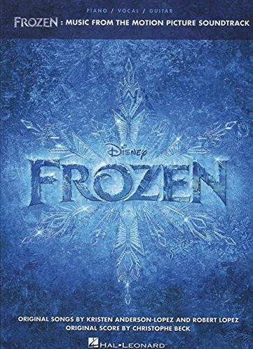 Frozen: Music from the Motion Picture Soundtrack (Piano/Vocal/Guitar) (Piano, Vocal, Guitar Songbook) by Hal Leonard Corp.(2014-02-01)