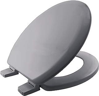 Bemis 5000ZAR492 Chicago wc-bril, fluisterend Grijs