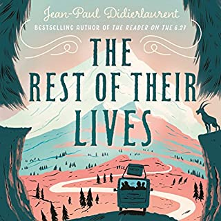 The Rest of Their Lives                   By:                                                                                                                                 Jean-Paul Didierlaurent,                                                                                        Ros Schwartz - translator                               Narrated by:                                                                                                                                 Thomas Judd                      Length: 4 hrs and 12 mins     5 ratings     Overall 3.2