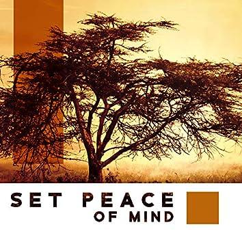 Set Peace of Mind: Meditation & Emotional Stability