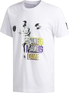Adidas Men's Dame 5 Graphic T-Shirt