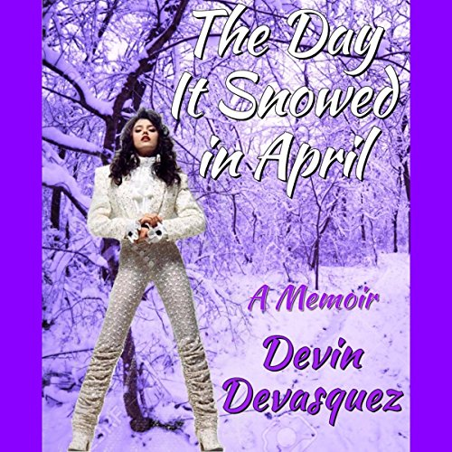 The Day It Snowed in April audiobook cover art