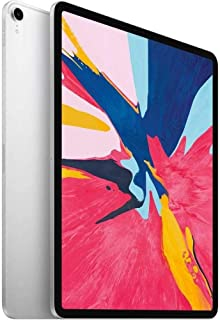Apple iPad Pro MU222 Tablet with FaceTime- 11-Inch Liquid Retina, 1TB, Wi-Fi plus Cellular, Silver