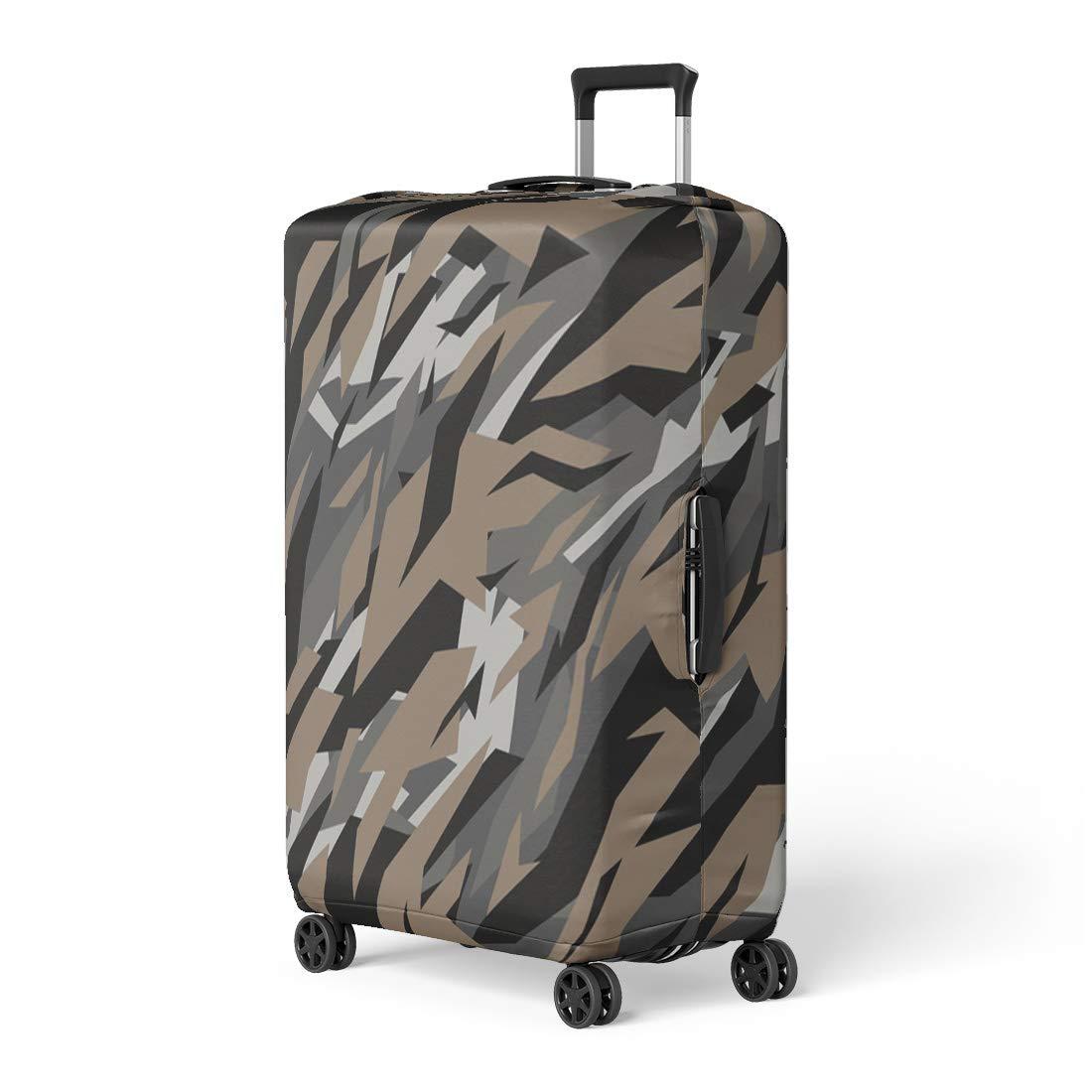 UHT28DG Desert Camouflage Pattern Mens Boardshorts Fashion Bathing Suit