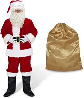 Best traditional santa claus suit Reviews