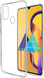 Soft TPU Back Case Cover for Samsung Galaxy M30s - Clear by Nice.Store.UAE