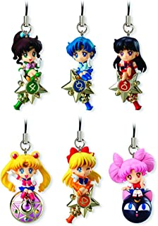 Bandai Shokugan Twinkle Dolly Sailor Moon 1 Action Figure (Set of 6)