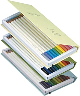 Tombow Irojiten Colored Pencil Dictonary Set, Rainforest, 30-Pack