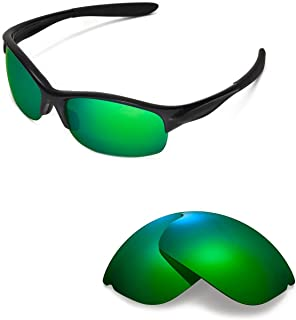 Walleva Replacement Lenses for Oakley Commit SQ Sunglasses - Multiple Options Available