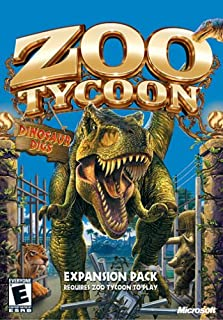 Zoo Tycoon Expansion Pack: Dinosaur Digs - PC