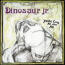 You're Living All Over Me by Dinosaur Jr. Enhanced, Original recording remastered edition (2005) Audio CD