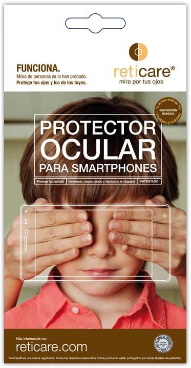 Reticare 351P-3500-B - Protector de Ojos, Universal, High