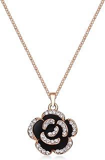 Mestige Women Necklace MSNE3951 with Swarovski Crystals