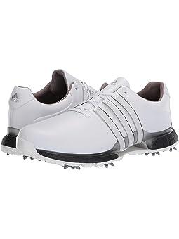 아디다스 남성 골프화 adidas Golf Tour360 XT,Footwear White/Footwear White/Footwear White 1