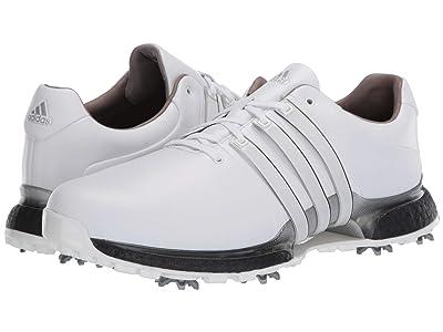 adidas Golf Tour360 XT (Footwear White/Footwear White/Footwear White 1) Men