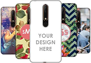 Nokia 6.1 Case, Make Your Own Personalized Custom Hard Shell Case Back Cover for Nokia 6.1
