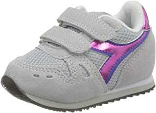 Diadora Simple Run TD Girl, Patucos Niñas