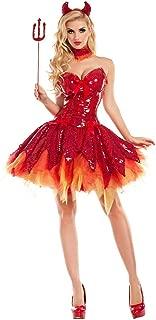 Hellfire Darling Devil Costume