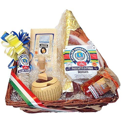 Parma - Cesto Specialità Gastronomiche AIDA