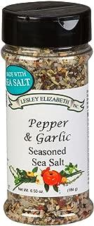 lesley elizabeth pepper and garlic