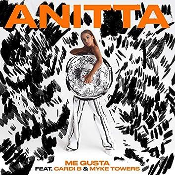 Me Gusta (with Cardi B & Myke Towers)