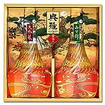 白鶴 新・典雅ゴールドセット [ 日本酒 兵庫県 1440ml ] [ギフトBox入り]