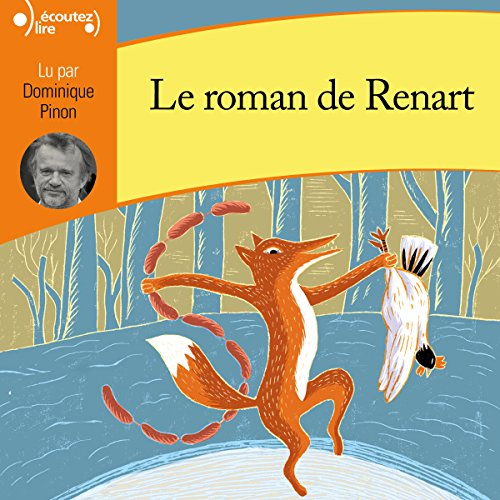 Le roman de Renart audiobook cover art