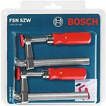 Bosch Professional FSN SZW - Sargentos para carril guía Bosch de sierra circular (2 uds)