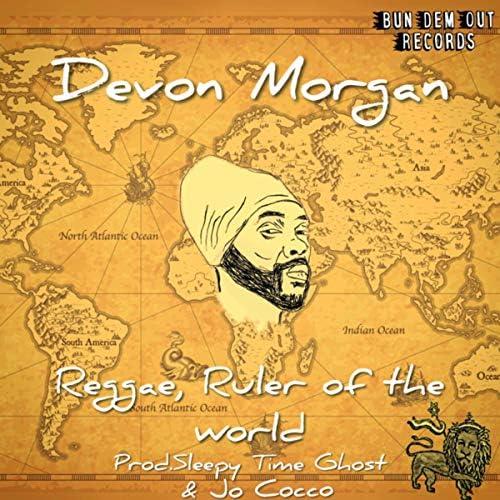 Devon Morgan & Sleepy Time Ghost