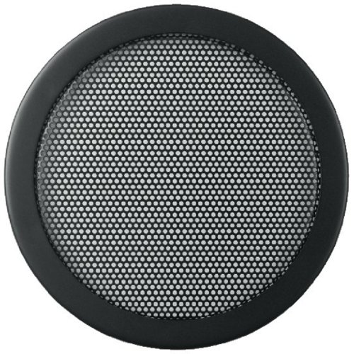 Monacor Decorative Speaker Grill | Round Perforation | Sizes: 3