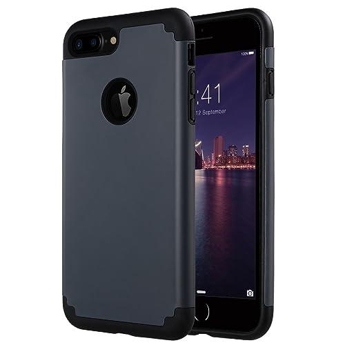 quality design f6e2b 7e2b1 iPhone 7 Plus Solid Case: Amazon.co.uk