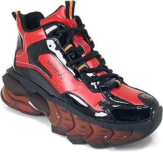 Guja 3191 Günlük Bayan Sneaker Ayakkabı-Kırmızı