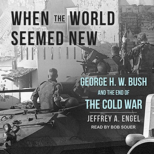 When the World Seemed New audiobook cover art