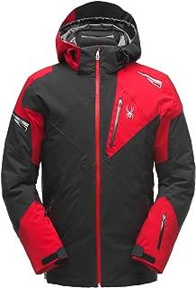 SPYDER Men's Leader Gore-Tex Waterproof and Windproof Snow Sport Jacket