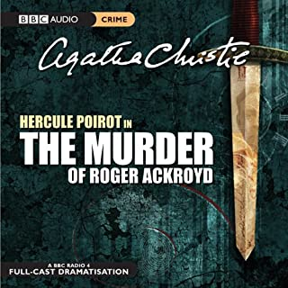 The Murder of Roger Ackroyd (Dramatised) cover art