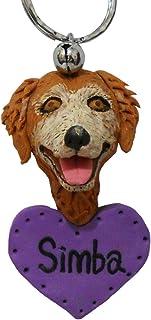 portachiavi personalizzato basato sul disegno di scultura in miniatura di foto di foto da portachiavi di ornamento di Nata...