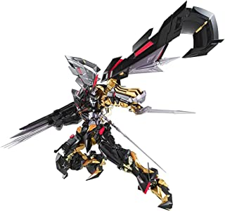 Bandai Tamashii Nations Metal Build Gundam Astray Gold Frame Amatsu Mina Gundam Seed Astray Action Figure
