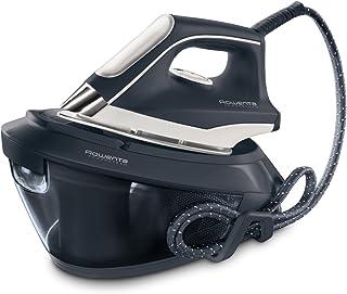 Rowenta VR8220F0 Powersteam - Centro planchado 6,5 bares de presión de agua autonomía ilimitada, golpe de vapor 350 g/min,...