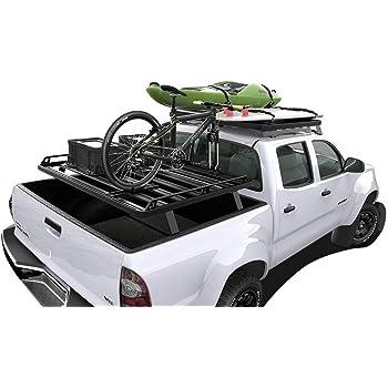 Amazon Com Tuff Stuff Rooftop Tent Truck Bed Rack Adjustable Powder Coated Black 40 Automotive
