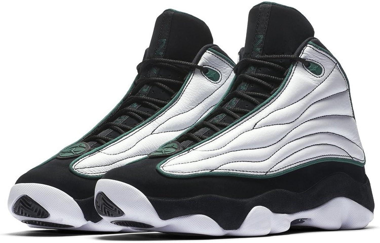 Nike Jordan Pro Strong Mens Basketball-schuhe 407285-011_11.5 - schwarz Dark Pine-Weiß-schwarz B07CPBH6Z7  Neueste Technologie